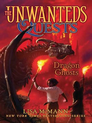 cover image of Dragon Ghosts