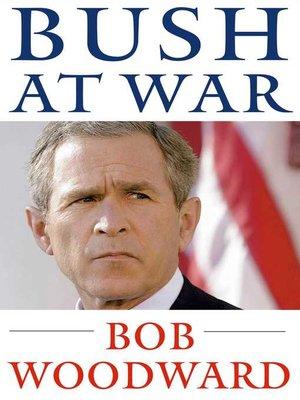 cover image of Bush at War