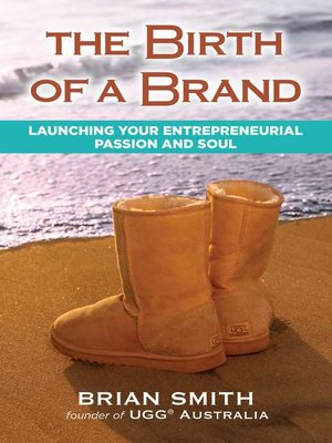 cover image of The Birth of a Brand
