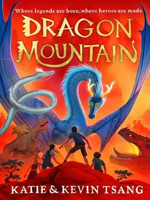 cover image of Dragon Mountain