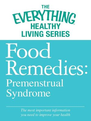 cover image of Food Remedies--Pre-Menstrual Syndrome