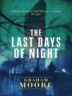 cover image of The Last Days of Night