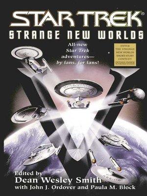 cover image of Strange New Worlds V