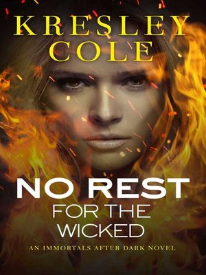 No rest for the wicked by kresley cole overdrive rakuten cover image fandeluxe Images