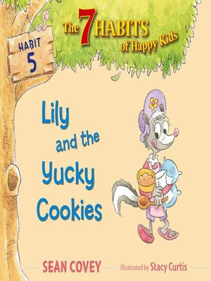 cover image of Lily and the Yucky Cookies