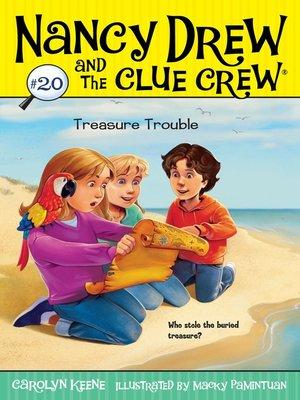 cover image of Treasure Trouble