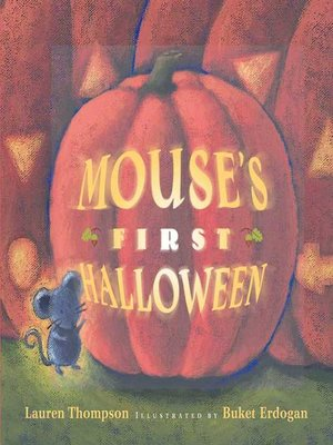 cover image of Mouse's First Halloween