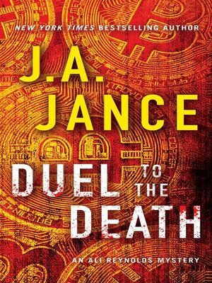 cover image of Duel to the Death