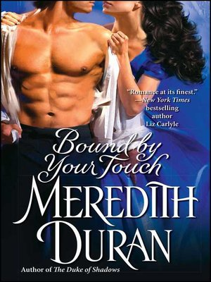 cover image of Bound by Your Touch