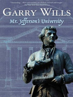 cover image of Mr. Jefferson's University