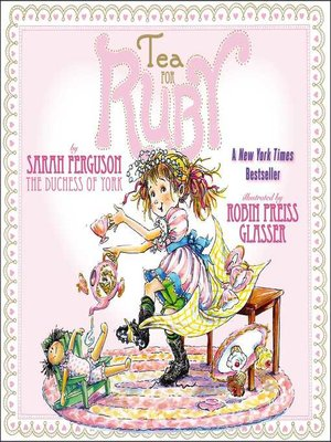 cover image of Tea for Ruby