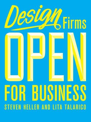 cover image of Design Firms Open for Business
