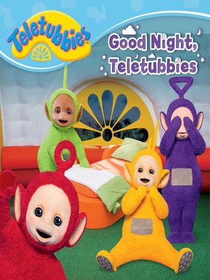 cover image of Good Night, Teletubbies