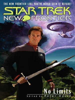 cover image of New Frontier: No Limits Anthology