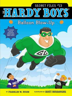 cover image of Balloon Blow-Up