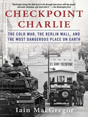cover image of Checkpoint Charlie