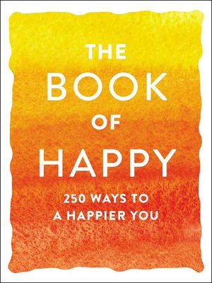 cover image of The Book of Happy