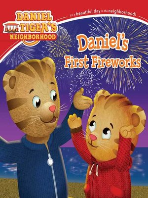 cover image of Daniel's First Fireworks