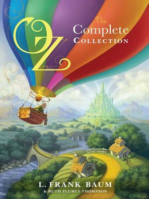 cover image of Oz, the Complete Collection, Volumes 1 - 5