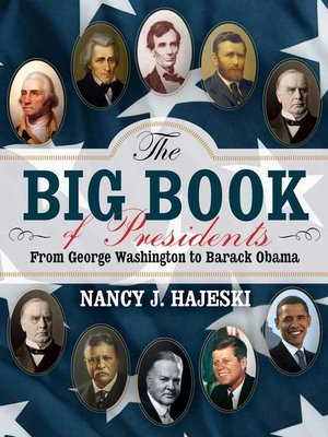 cover image of The Big Book of Presidents