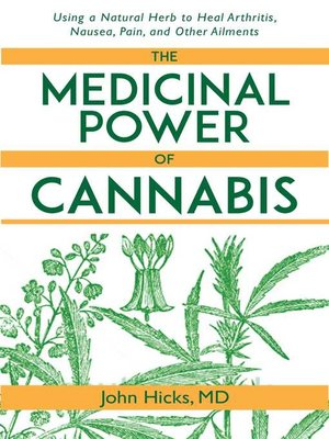 cover image of The Medicinal Power of Cannabis