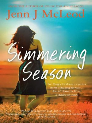 cover image of Simmering Season