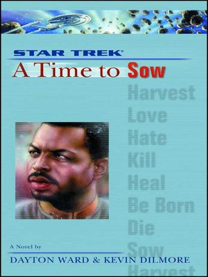 cover image of A Time to Sow