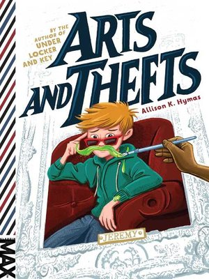 cover image of Arts and Thefts