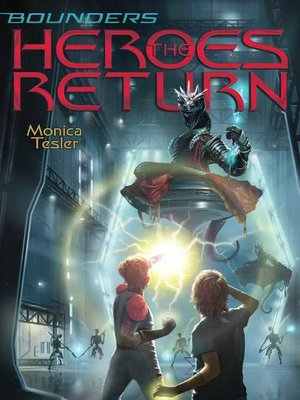cover image of The Heroes Return