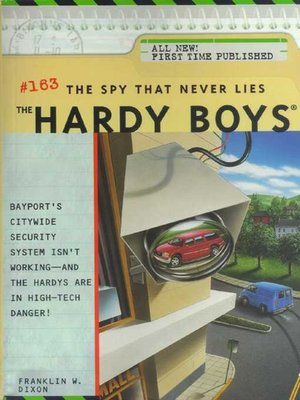 cover image of The Spy That Never Lies