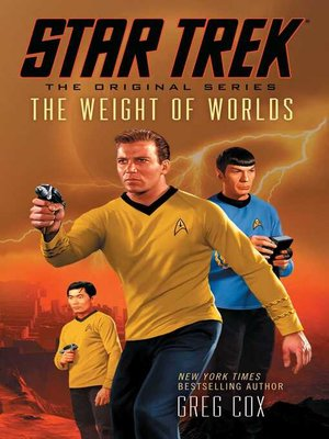 cover image of The Weight of Worlds