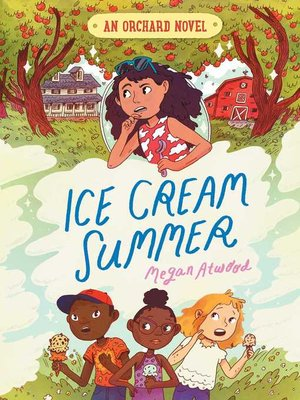cover image of Ice Cream Summer