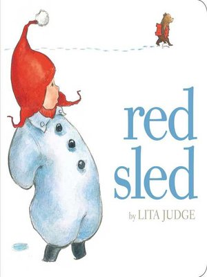 cover image of Red Sled