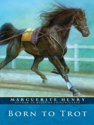 cover image of Born to Trot