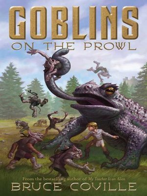 cover image of Goblins on the Prowl