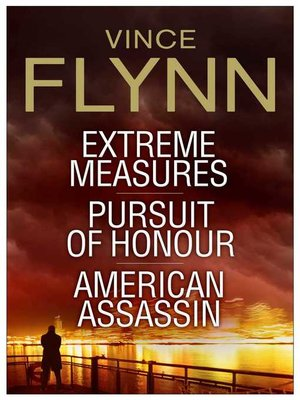 cover image of Vince Flynn Collectors' Edition #4