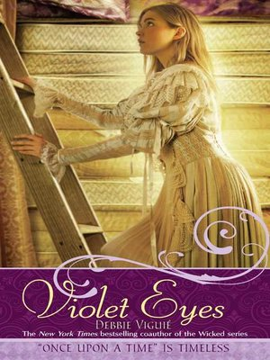 cover image of Violet Eyes