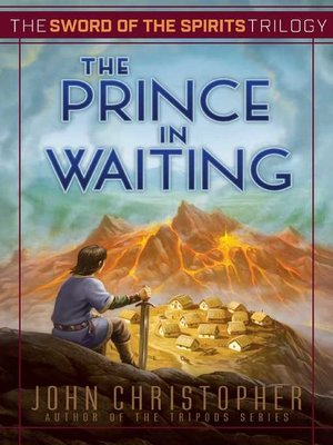 cover image of The Prince in Waiting