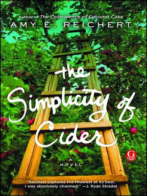 cover image of The Simplicity of Cider
