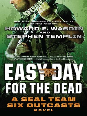 cover image of Easy Day for the Dead