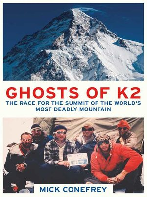 cover image of Ghosts of K2