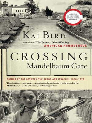 cover image of Crossing Mandelbaum Gate