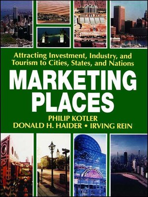 cover image of Marketing Places
