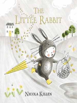 cover image of The Little Rabbit