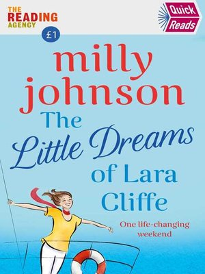 cover image of The Little Dreams of Lara Cliffe