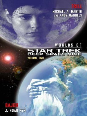 cover image of Worlds of Deep Space Nine 2