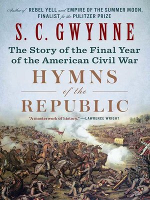 cover image of Hymns of the Republic
