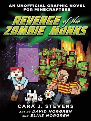 cover image of Revenge of the Zombie Monks