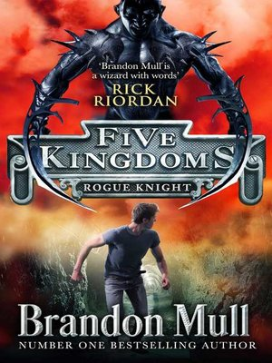 cover image of The Rogue Knight