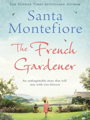 cover image of The French Gardener